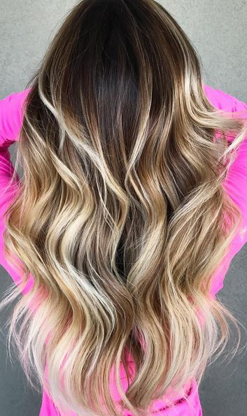 balayage-bronde-hair-color