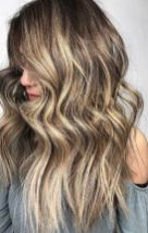 love these bronde waves
