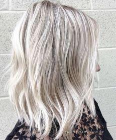 true white blonde