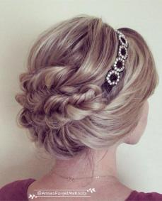 wedding hairstyle idea - video Tutorials