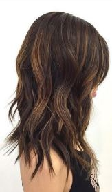 hair trends - mid length and textured waves