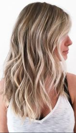 naturally sunkissed bronde highlights
