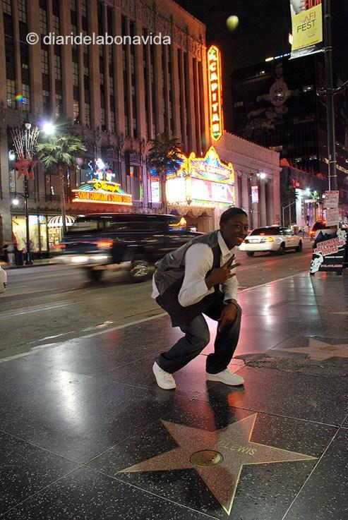 Hollywood Boulevard, Los Angeles