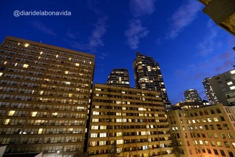 """Toronto és ple de """"Condominiums"""", apartaments on viu moltíssima gent"""