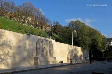 Mur dels Reformadors