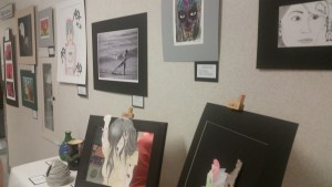 Art work  by students