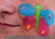maquillatge casolà per carnaval DIY 11