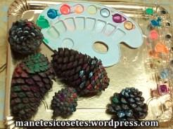 pinyes pintades de colors 06