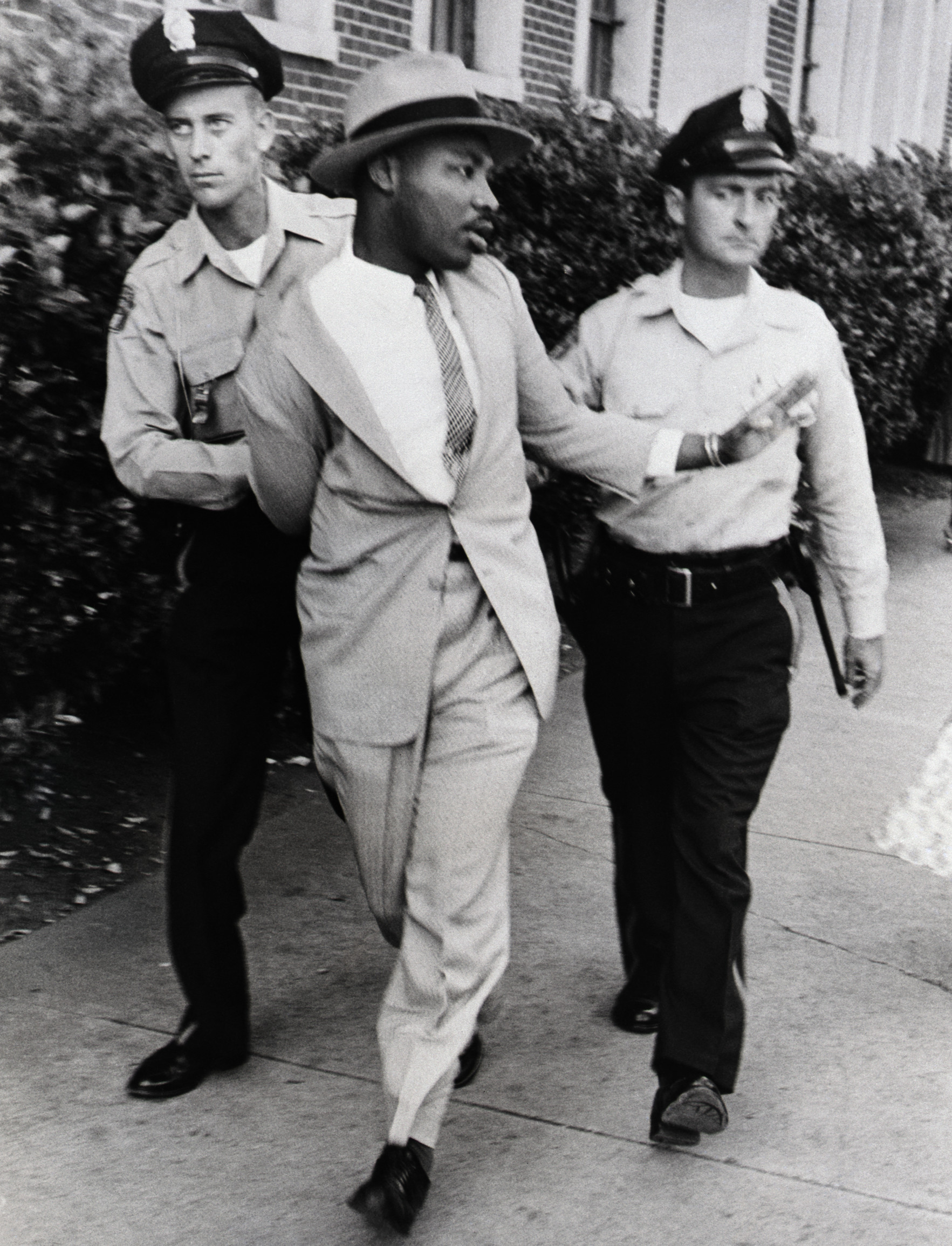 Martin Luther King, Jr. was a peacemaker