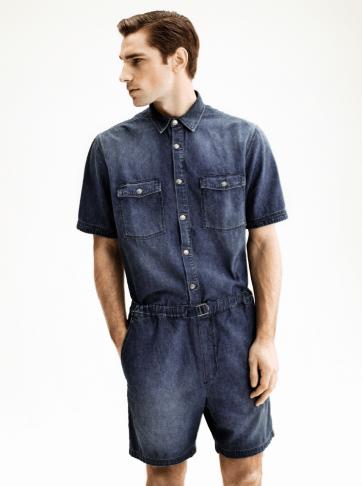 H&M Summer 2013 Collection Lookbook - Denim
