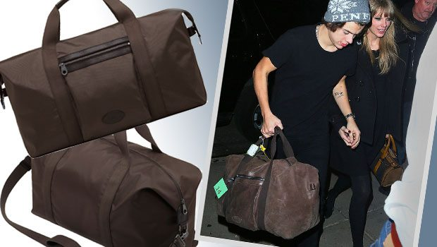 Harry Styles - Mulberry Henry Gym Bag