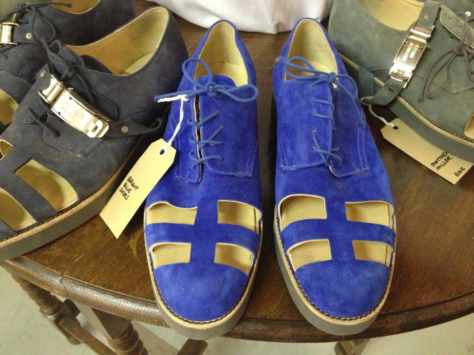 Matthew Miller Shoes   £145