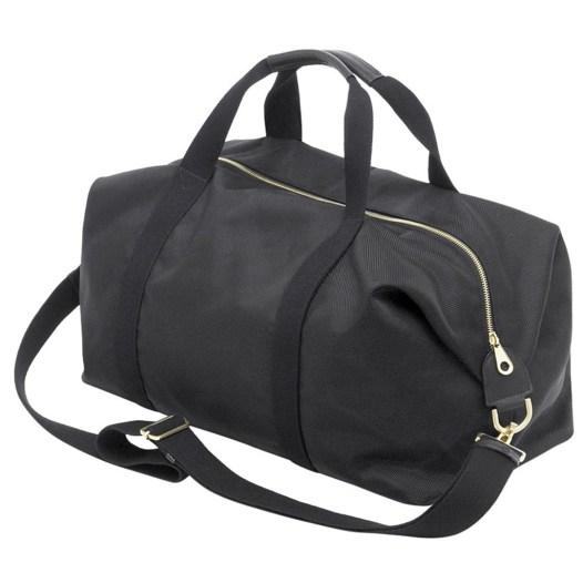 Henry Gym Bag - Black