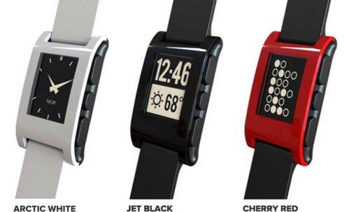 Pebble-iPhone-Watch