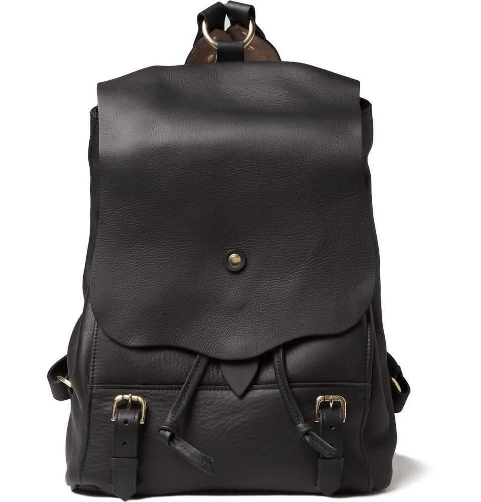 Bill-Amberg-Hunter-Leather-Backpack