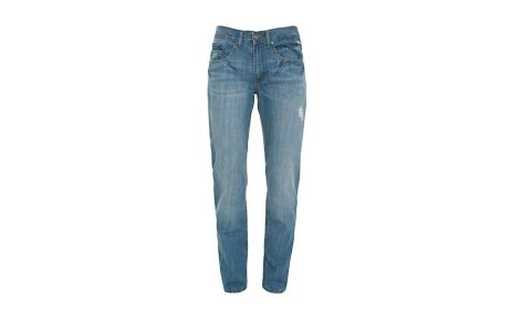 New-Look-Mens-Jeans-Blue-Faded-Ripped