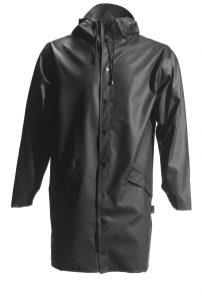 Rains-Denmark-Long-Raincoat-Black