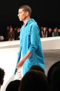 YMC-LCM-SS14-Side-Bright-Blue-Full-Length-Raincoat