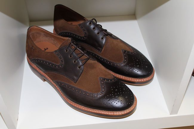 Clarks-SS14-Brown-Brogues
