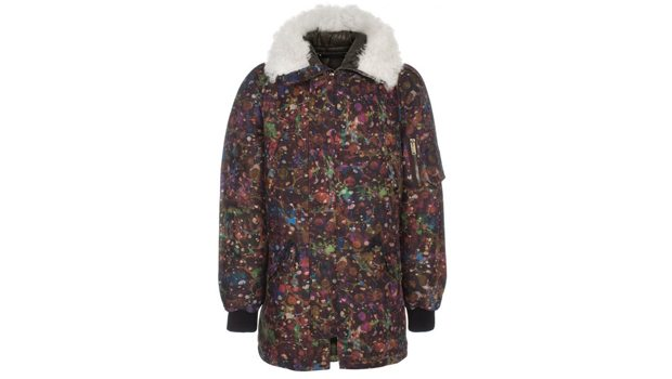 Paul-Smith-Matble-Print-Parka-Jacket-Coat-Featured
