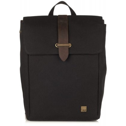 Knomo-Falmouth-Backpack-Black