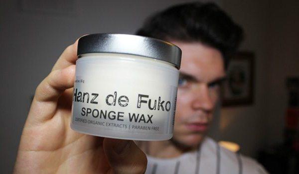 Hanz de Fuko Sponge Wax | Review