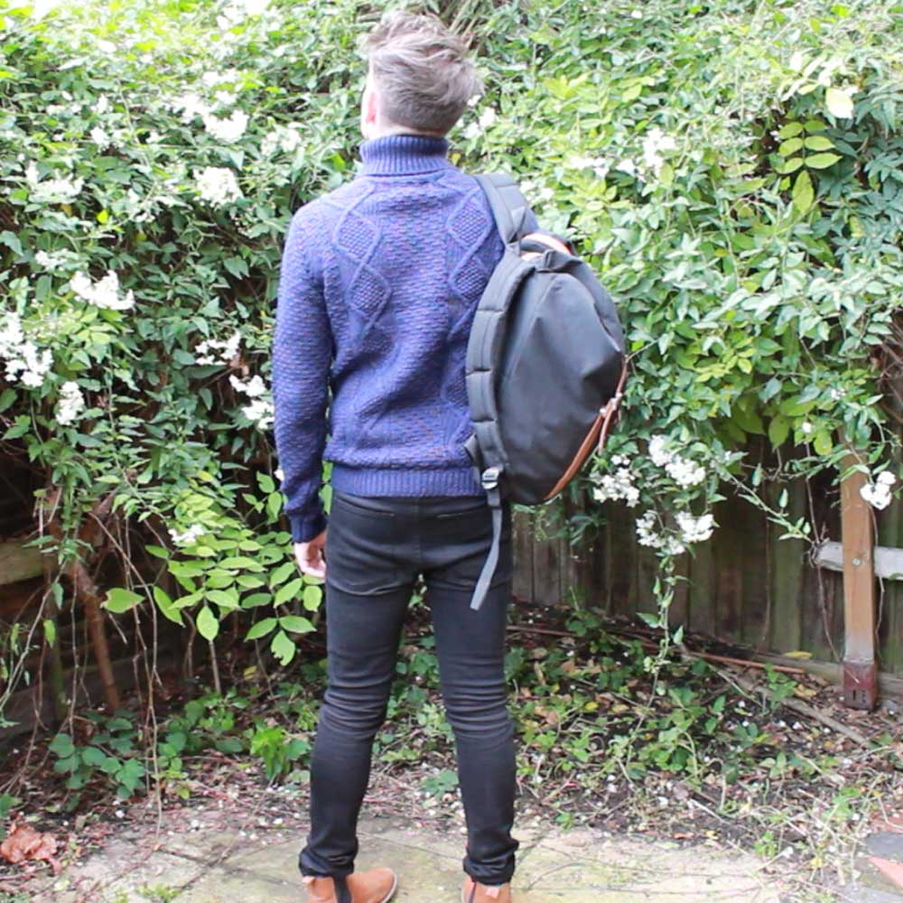 Herschel-Retreat-Bag-Navy-Cable-Knit-Roll-Neck-Topman-Cheap-Monday-Skinny-Jeans-Chelsea-Boots