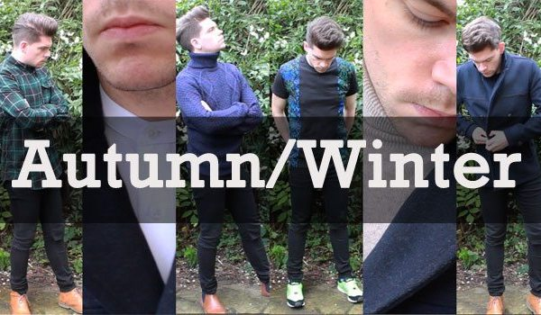 Men's Style | Autumn/Winter Lookbook