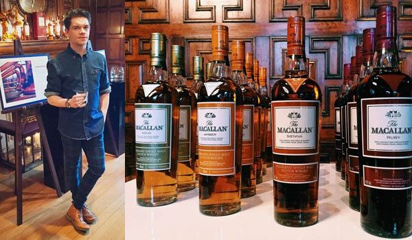 The Macallan Residence | Whisky & Chocolate
