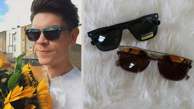 Win a pair of Police sunglasses with Robin James, Man For Himself
