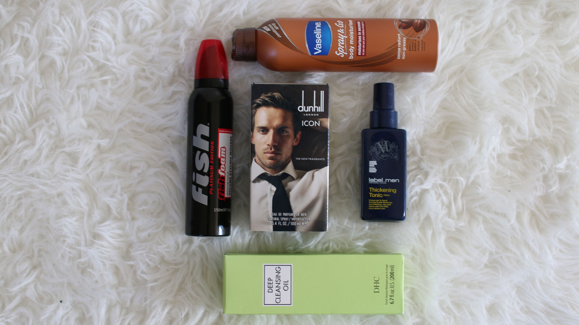 Robin-James-Man-For-Himself-September-2015-Favourites