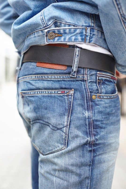 Tommy Hilfiger Jeans | Robin James | Man For Himself