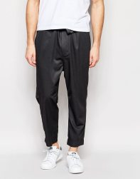 ASOS-straight-rouge-hem-28-Cropped-Trousers