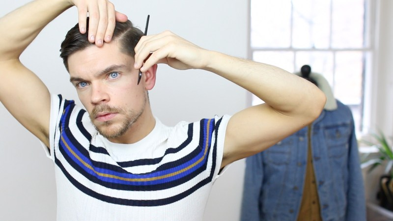 how-to-use-hair-wax-men-style