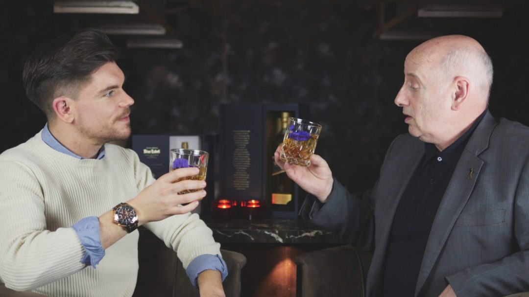 Robin James Robin James Man For Himself Colin Dunn Whisky CocktailColin Dunn Whisky Cocktail
