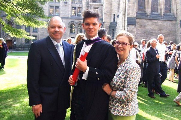 robin-james-man-for-himself-graduation