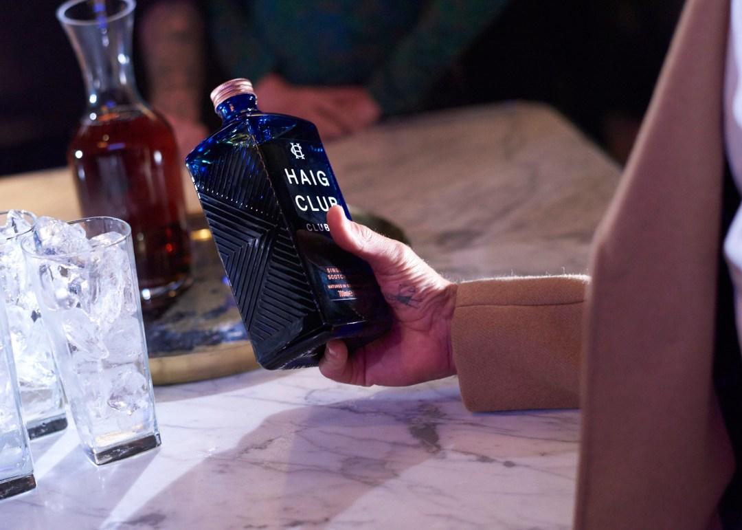 David Beckham Haig Club Clubman whisky