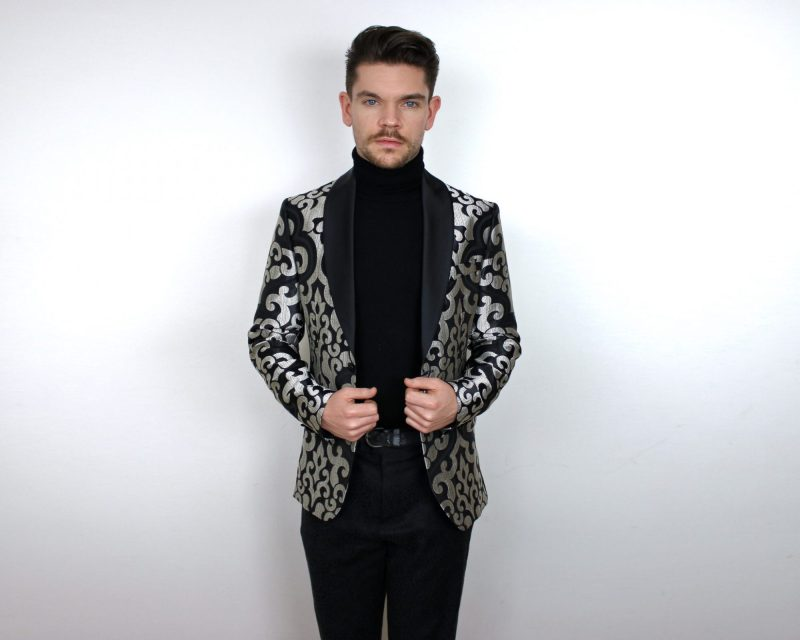 a04f296332 Men's Party Wear | Statement Blazers | Man For Himself