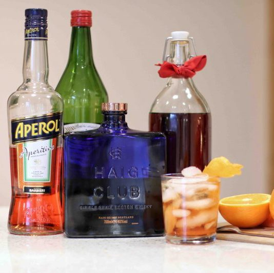 Whisky Negroni Recipe | The New Classic