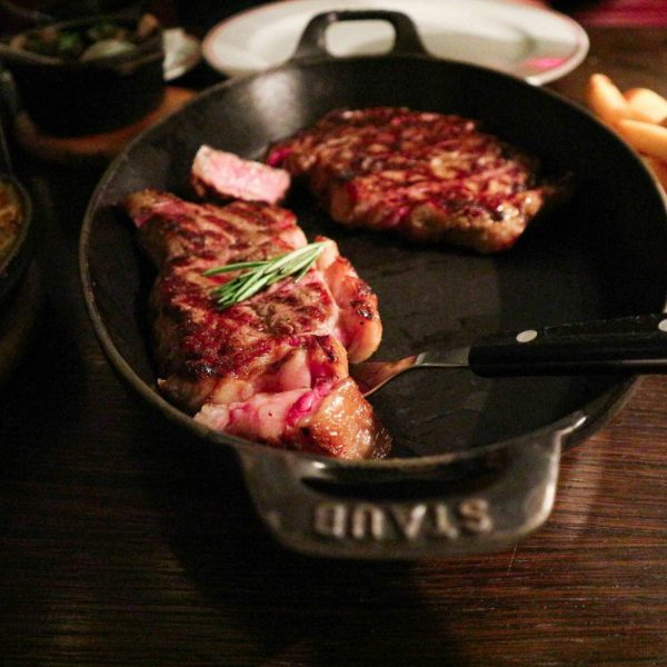 MASH | My Favourite Steak Restaurant in London