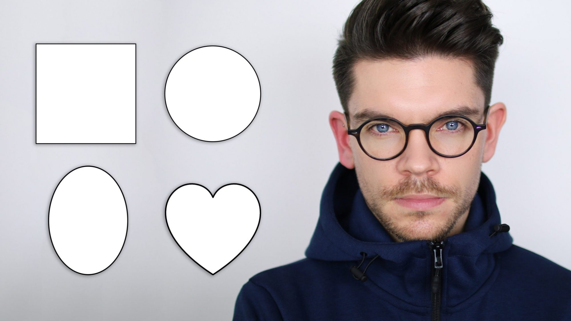 the best glasses for your face shape | man for himself