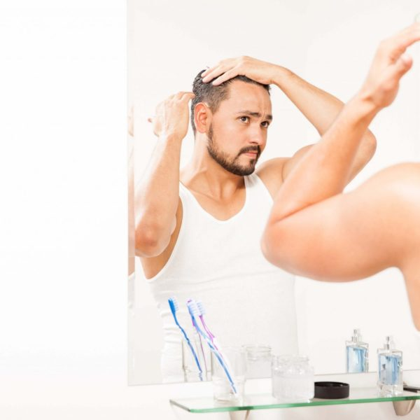 How To Stop Hair Loss | Men's Grooming