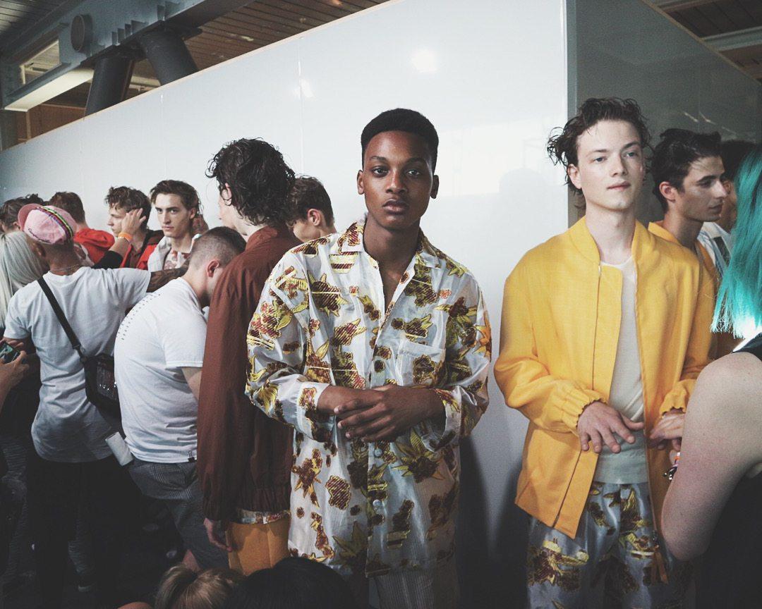 mens fashion week London - Man For Himself