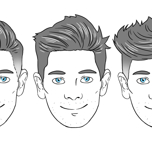How To Match Your Face Shape With A Hairstyle