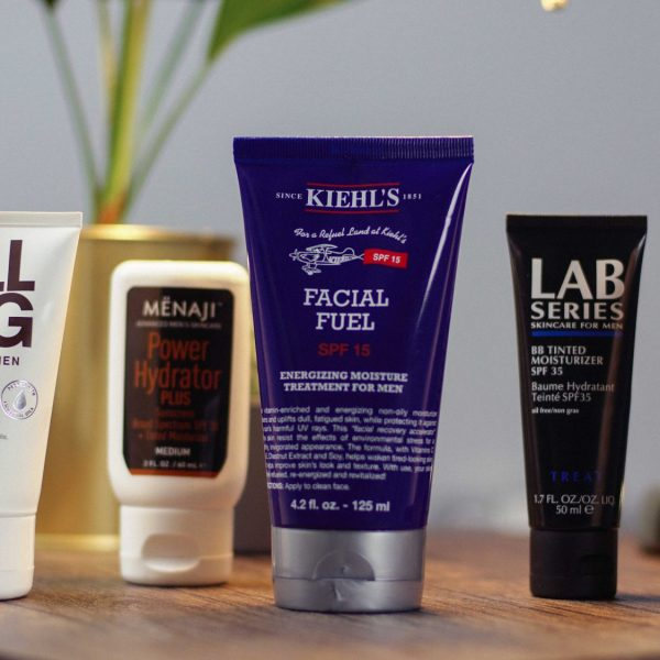 The Best SPF Moisturisers For Men