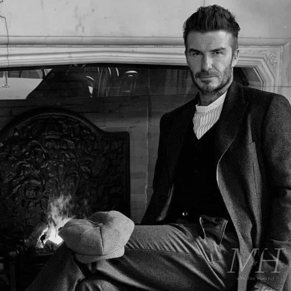 David Beckham | Steal His Style | Men's Fashion