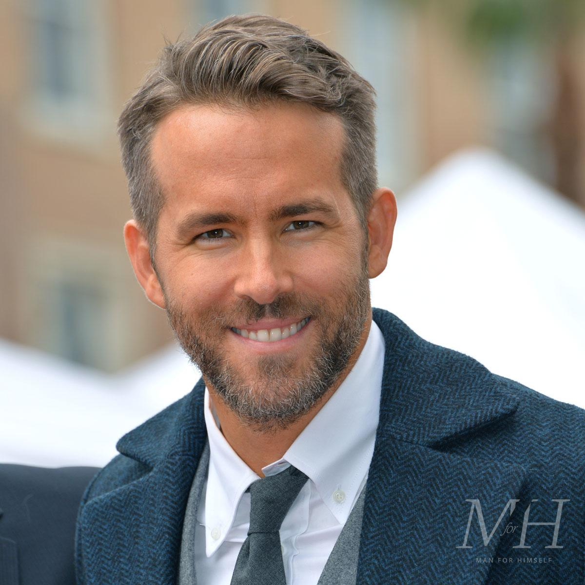 Celebrity Men\'s Hairstyles 2019 | Man For Himself