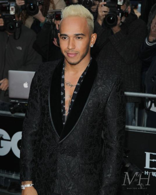 Lewis-Hamilton-Hair-Transplant-Man-For-Himself-blonde