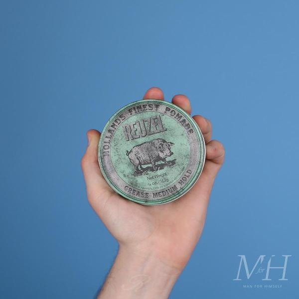 Reuzel Green Medium Hold Pomade