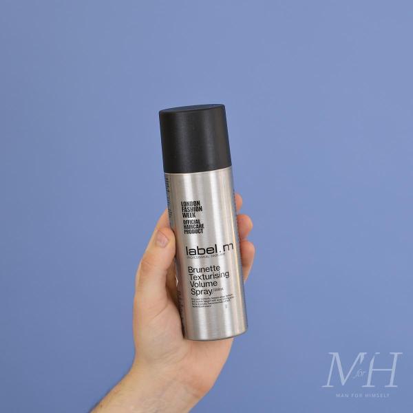 Label M Brunette Texturising Volume Spray